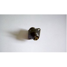MILITARY ELECTRICAL CONNECTOR FIXED BULKHEAD TYPE 3 PIN FEMALE SMALL